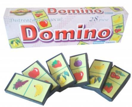 Joc Domino Fructe de la Preturi Rezonabile