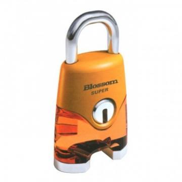 Lacat Strend Pro Blossom H100, 30 mm, 2 chei, portocaliu