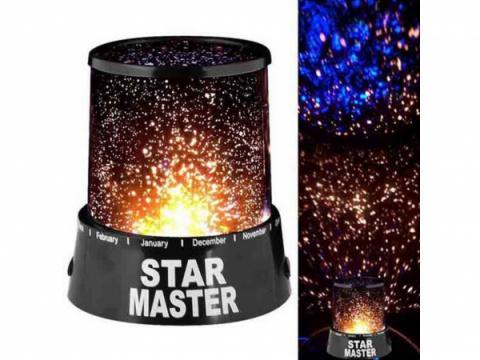 Lampa proiectie constelatie Star Beauty Master de la Www.oferteshop.ro - Cadouri Online