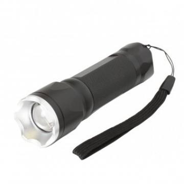 Lanterna metalica cu 3 led-uri Home MFL 05, functie focus