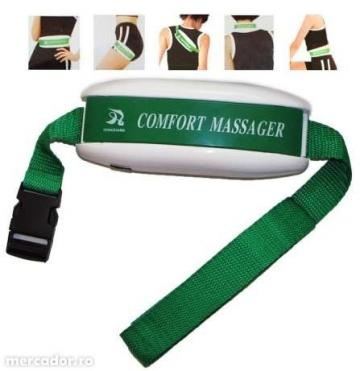Mini centura de masaj Comfort Massager de la Www.oferteshop.ro - Cadouri Online