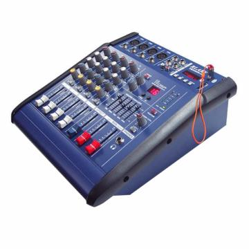 Mixer profesional cu amplificare 200W si 4 canale PMX402D-US
