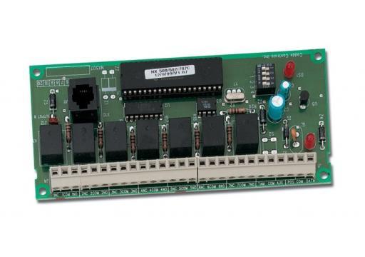 Modul 7 relee / 1 iesire OC programabile de la Micro Logic
