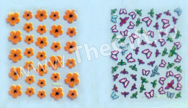 Ornamente 3D pentru unghii de la Thegift.ro - Cadouri Online