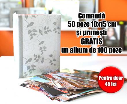 Foto 10x15 cm, 50 poze de la Alconcept Product SRL