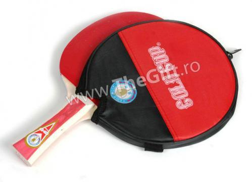 Paleta de ping pong cu husa
