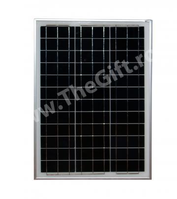 Panou fotovoltaic monocristalin 30W