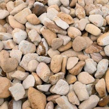 Piatra decorativa Pebbles Sandstone Mandras 1-3 cm