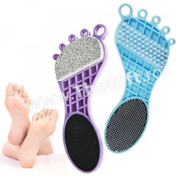 Pila perie 4 in 1 pentru ingrijirea picioarelor de la Thegift.ro - Cadouri Online