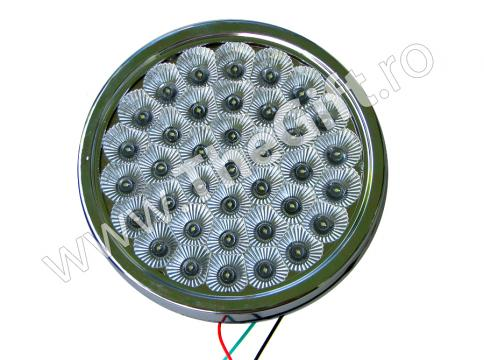 Plafoniera rotunda cu 37 de LEDuri