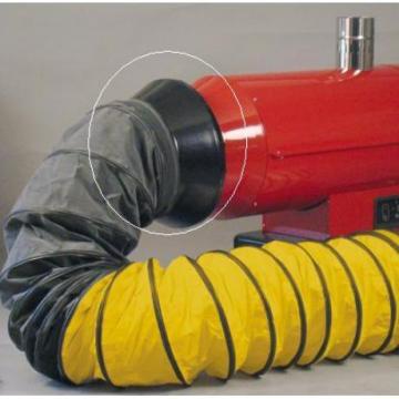 Racord de legatura dirijare caldura 350 mm 02AC502 de la Tehno Center Int Srl