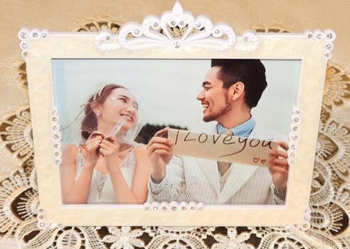 Rama foto pentru indragostiti, nunta
