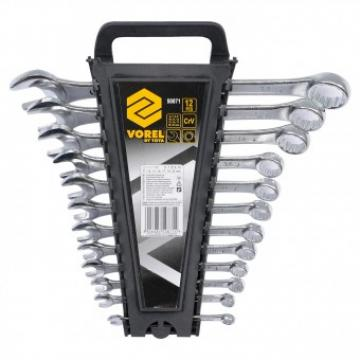 Set 12 chei combinate 6-22 mm CR-V, Vorel 50871 de la Viva Metal Decor Srl