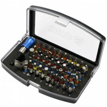 Set biti Yato YT-04624, cu adaptor, 59 buc, 25mm, S2 de la Viva Metal Decor Srl