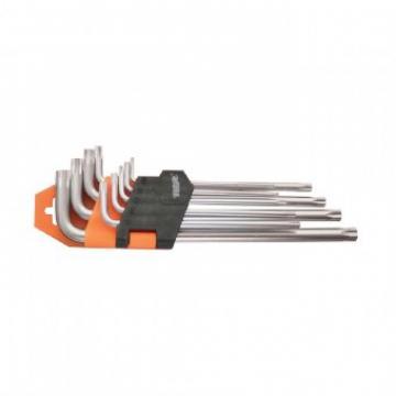 Set chei torx scurte L, 9 buc, Gadget 390151, Cr-V de la Viva Metal Decor Srl