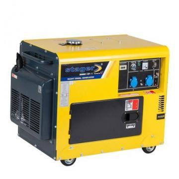 Generator electric cu pornire automata DG 5500 SE de la Tehno Center Int Srl