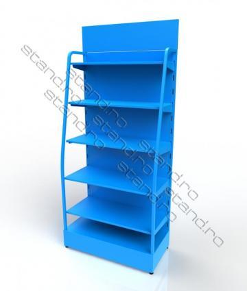 Stand / display sticle, cutii 0004