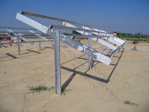 Structuri pentru panouri solare - 0999 de la Rolix Impex Series Srl