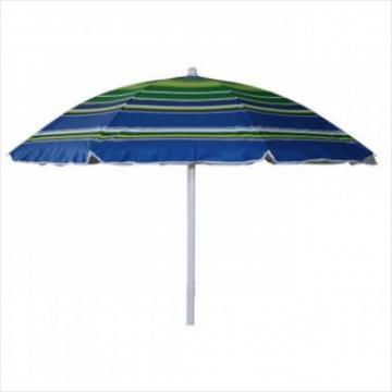 Umbrela plaja, diametru 180 cm, PE, UV, Strend Pro Libby