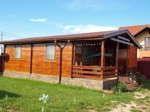 Casa de vacanta din lemn Balaton 4 izolat de la Korondi Arcso Srl