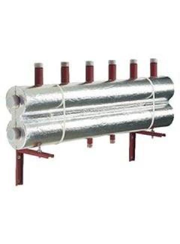 Izolatie colector-distribuitor Thic C4T de la Axa Industries Srl