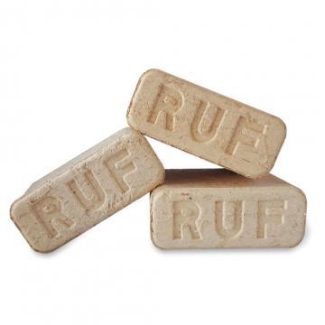 Brichete RUF din fag in folie stretch de la Eco Wood Srl