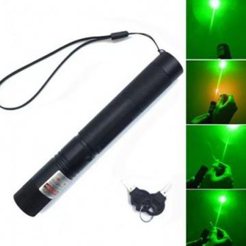 Laser pointer verde puternic cu acumulator de la Preturi Rezonabile
