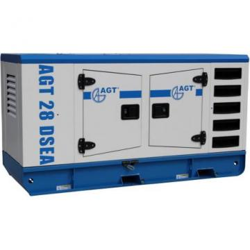 Generator curent trifazat AGT 28 DSEA, putere motor 28 kVA
