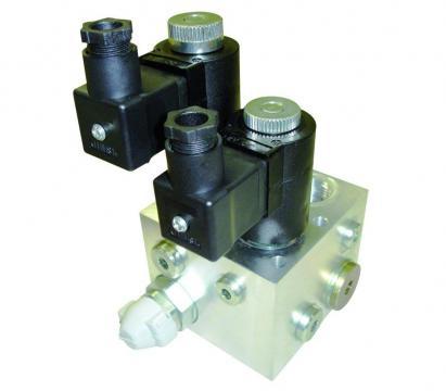 Distribuitor electric de la Echipamente Hidraulice Srl