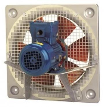 Ventilator axial Atex HDT/4-450 EXDIIBT4 230/400V