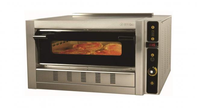 Cuptor gaz 4 pizza 30cm FG4 de la Clever Services SRL