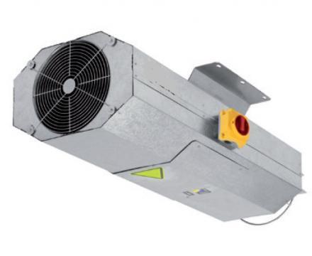 Ventilator Long range HCT/IMP-LS-REV-40-2T-2 IE3