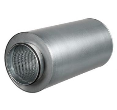 Tubulatura spiro Sound reducer SAR 100/600mm