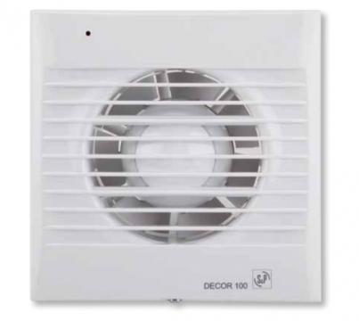 Ventilator de baie Decor-100CHZ-Visual de la Ventdepot Srl