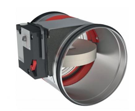 Amortizor circular ignifug 630 CR2+ de la Ventdepot Srl