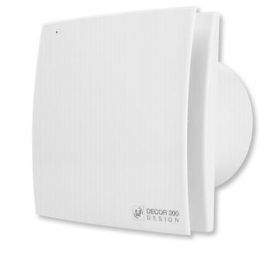 Ventilator de baie Decor-300 CRZ Design