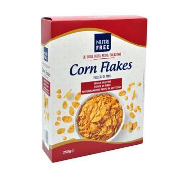 Fulgi de porumb Corn Flakes 250g de la Naturking Srl