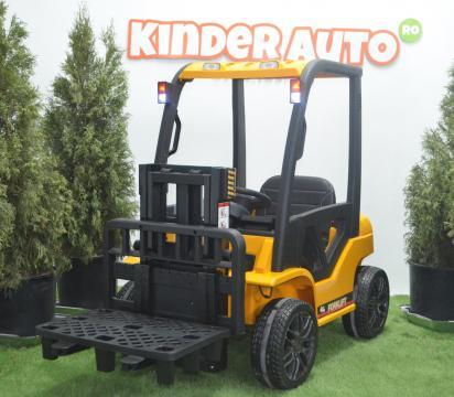 Jucarie motostivuitor electric pentru copii JD0B 2x45W