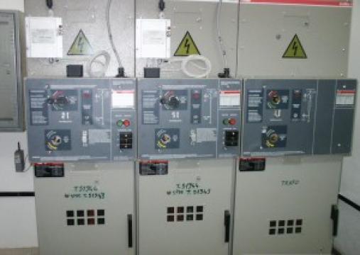 Instalatii electrice de medie tensiune de la E.E.Tim Echipamente De Automatizare