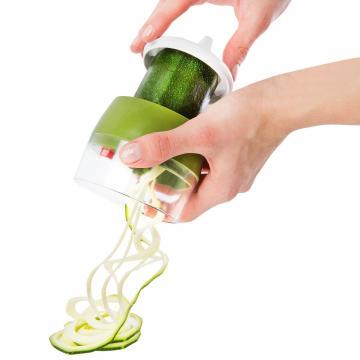 Ustensila spiralare legume
