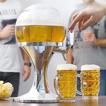 Dozator bere de la Albinita Mov Srl