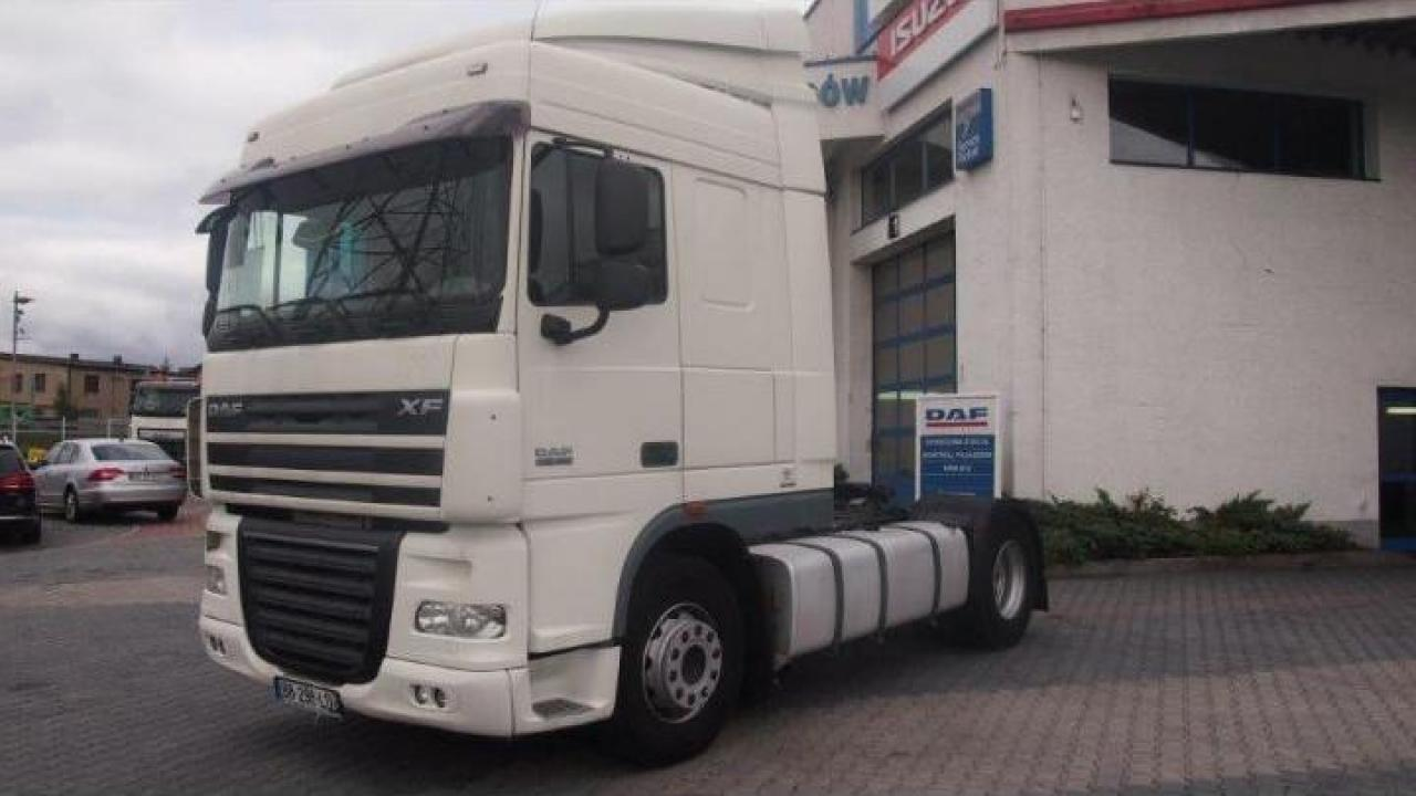 Autotractor DAF FT XF 105.460 Space Cab