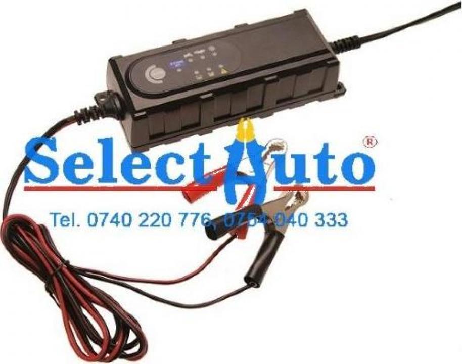 Incarcator de baterii auto, 12 V