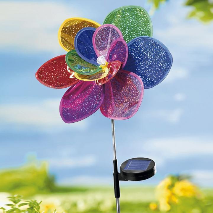Decoratiune gradina Morisca solara ��Floare
