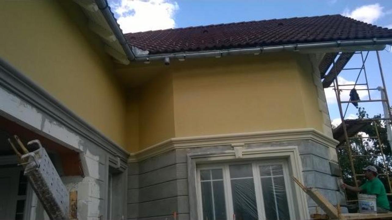 Renovare sau decorare fatada