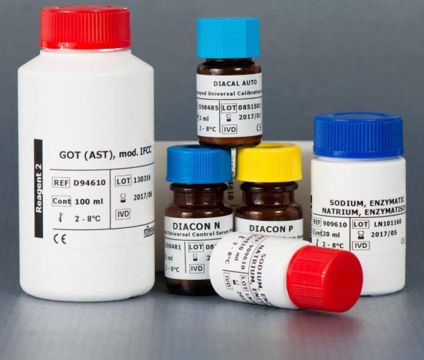 Reactiv de diagnostic GOT (AST) mod IFCC