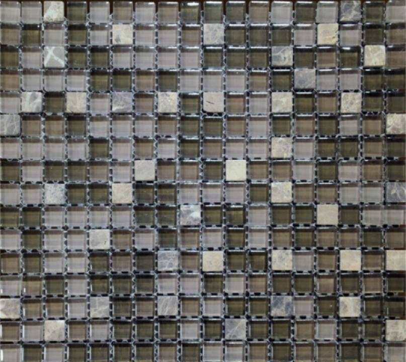Mozaic marmura si sticla MMX006