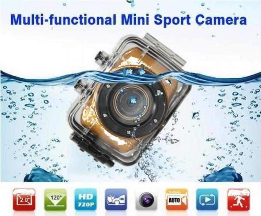 Camera video subacvatica Camcorder