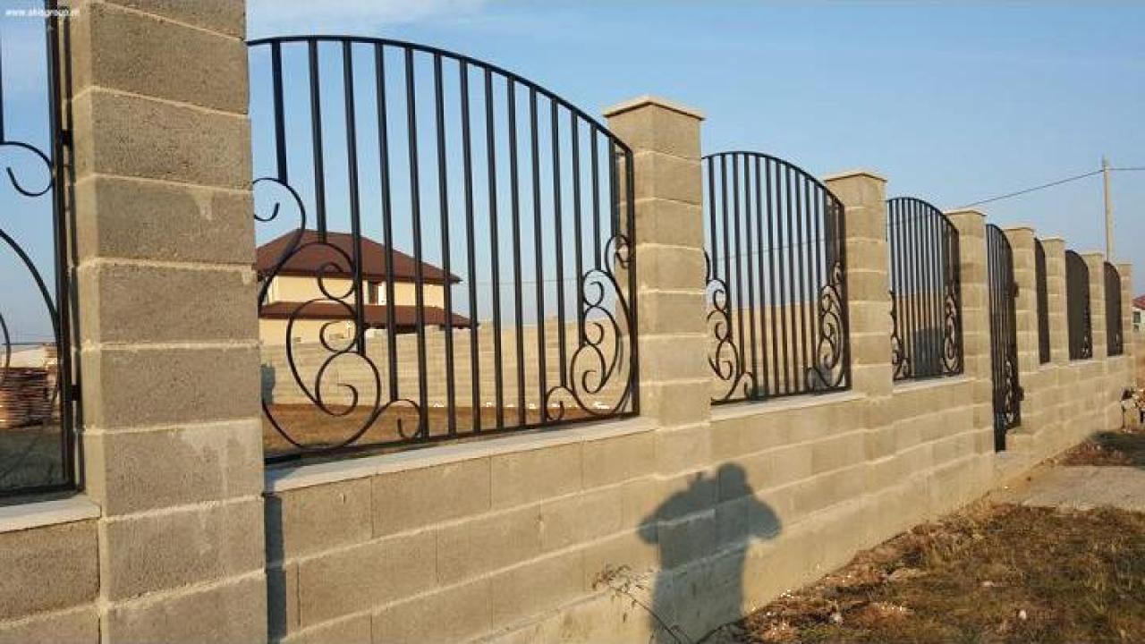 Garduri metalice Bucuresti