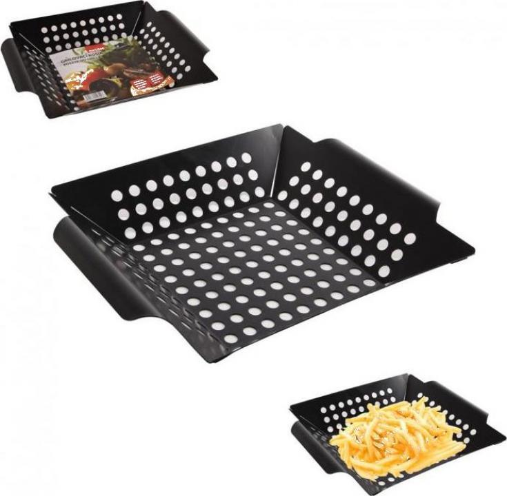 Cos grill pentru cuptor 24,5X20 cm